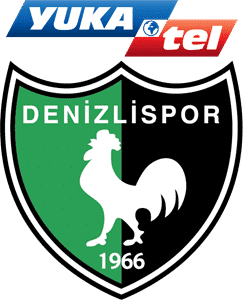 Yukatel and Denizlispor Logo in one picture